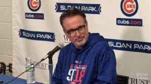 News video: Joe Maddon's 2018 theme: 'Putting art back in the game'