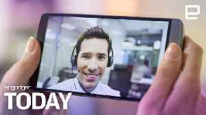 News video: A major bug is forcing Microsoft to rebuild Skype for Windows  | Engadget Today