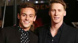 News video: Olympian Tom Daley and husband Dustin Lance Black announced their first child together, and so many congrats!