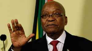 News video: South Africa's President Zuma Steps Down In Ignominy