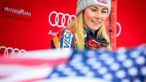 News video: What Mikaela Shiffrin thinks about when flying down the slope