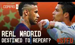 News video: Can Real Madrid Make it 3 Champions League Wins in A Row? | STFU Live