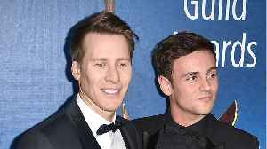 News video: Trending: Tom Daley and Dustin Lance Black share baby news, Sarah Jessica Parker snubs Kim Cattrall feud rumours, and Fifth Harm