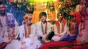 News video: Beatles in India Exhibition Opens Up