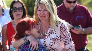 News video: 5 Months Before Deadly School Shooting FBI Received A Warning About Gunman