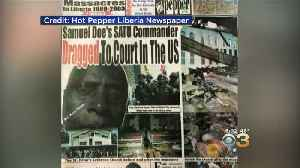 News video: Lawsuit Accuses Delaware County Man Of War Crimes