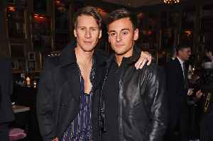 News video: Tom Daley and Dustin Lance Black are Having a Baby!