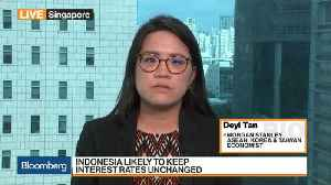 News video: Indonesia Likely to Keep Interest Rates Unchanged