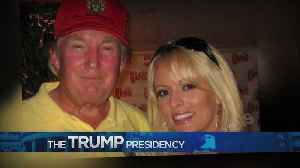 News video: Trump's Lawyer: Porn Star Was Paid To Keep Affair Quiet