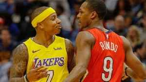 News video: Cris Carter's message to Rajon Rondo after his fight with Isaiah Thomas: 'Stop being petty, man!'