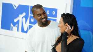 News video: Kanye West Posts Grand Gesture for Kim Kardashian on Valentine's Day