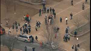 News video: Lockdown ends with one in custody at Maryland high school