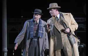 News video: Video: 'Murder on the Orient Express' At Hartford Stage