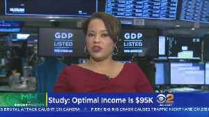 News video: Research Shows That Money Can In Fact Buy Happiness