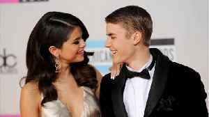 News video: Justin And Selena Spotted Kissing On Valentine's Date