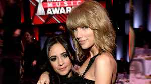 News video: Camila Cabello TOURING With Taylor Swift?