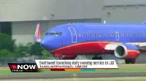 Southwest adds new nonstop flights from Tampa to Los Angeles