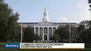 News video: Harvard Alums Criticize Compensation at the University's Endowment