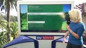 News video: Who is your golfing hero?