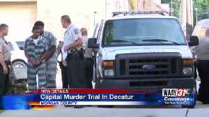 News video: Jury continues deliberations in Cortez Mitchell trial
