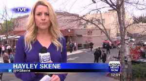 News video: Firefighter memorial live in downtown Chico