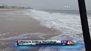 News video: offshore drilling meeting