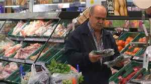 News video: British shoppers' January diet hits retail sales