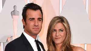 News video: Aniston And Theroux Separate