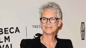News video: Jamie Lee Curtis Finishes Filming Halloween
