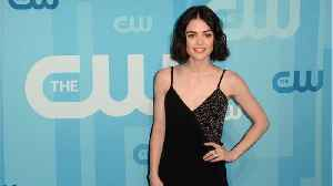 News video: Lucy Hale and Costar Riley Smith Are Dating