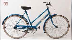 News video: Bicycle Once Owned By Princess Diana is Up for Auction