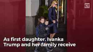 News video: Flashback: Cameras Recorded How Ivanka's Family Treats Secret Service Agents