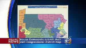 News video: Pa. Democrats Submit Congressional Map Proposal In Gerrymandering Case