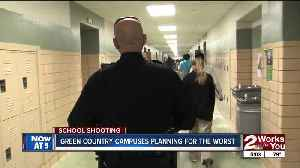 News video: Green Country schools prepare for the worst