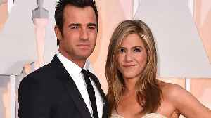 News video: Jennifer Aniston and Justin Theroux are separating, because love is still dead in 2018