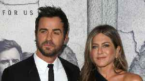 News video: Jennifer Aniston and Justin Theroux Took Vacation to Save Marriage