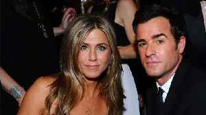 News video: Justin Theroux's Love For Aniston Lives On In Instagram