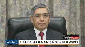 News video: Kuroda Nominated for Another 5-Year Term to Lead BOJ