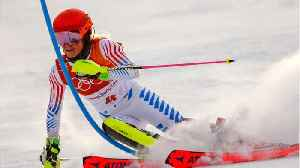 News video: Mikaela Shiffrin Misses Medal In Upset