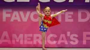 News video: 4-year-old girl dazzles crowd with Wonder Woman dance routine