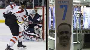 News video: Olympian Laura Stacey on the family hockey history of her No. 7