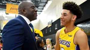 News video: Chris Broussard isn't buying Magic's 'no regrets' comment: Lonzo isn't living up to expectations