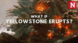 News video: What If Yellowstone Erupts?