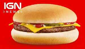 News video: McDonald's to Remove Cheeseburgers from Happy Meals - IGN News