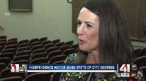 News video: Independence Mayor Eileen Weir gives State of the City address