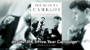 News video: History in Five Recommends: THE ROAD TO CAMELOT