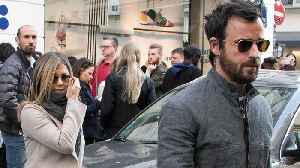 News video: Jennifer Aniston And Justin Theroux Are Splitting Up After Two Years Of Marriage And More News