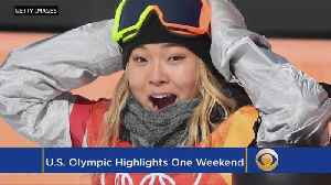 News video: 5 Things You Missed: Shaun White Is Golden Once More, Young Stars Shine In Snowboarding