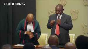 News video: New dawn for South Africa?