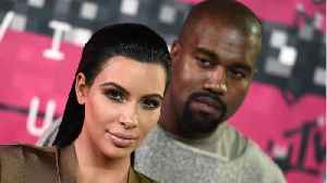 News video: Kanye West deactivated his Instagram account again after a Valentine's Day posting spree